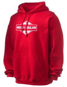 New Houlka Ultra Blend 50/50 Hooded Sweatshirt