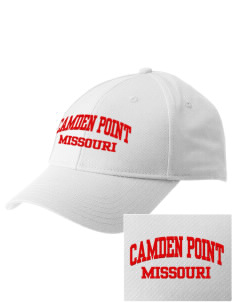Camden Point  Embroidered New Era Adjustable Structured Cap