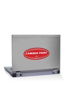"Camden Point 15"" Laptop Skin"