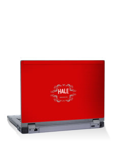 "Hale 10"" Laptop Skin"
