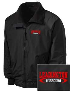 Leadington Embroidered Tall Men's Challenger Jacket