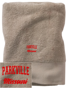 Parkville Embroidered Zero Twist Resort Towel