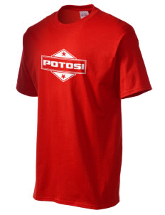 Potosi Tall Men's Essential T-Shirt