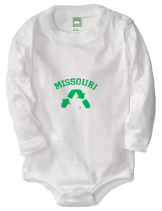 St. Martins  Baby Long Sleeve 1-Piece with Shoulder Snaps