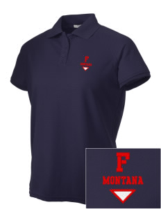 Forsyth Embroidered Women's Technical Performance Polo