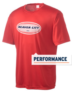 Beaver City Men's Competitor Performance T-Shirt
