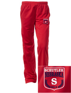 Schuyler Embroidered Women's Tricot Track Pants