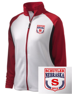 Schuyler Embroidered Holloway Women's Reaction Tri-Color Jacket