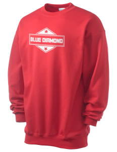 Blue Diamond Men's 7.8 oz Lightweight Crewneck Sweatshirt