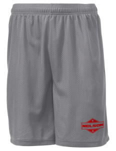 "Nelson Men's Mesh Shorts, 7-1/2"" Inseam"