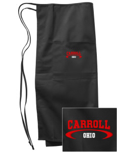 Carroll Embroidered Full Bistro Bib Apron