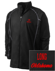 Long Embroidered Men's Nike Golf Full Zip Wind Jacket
