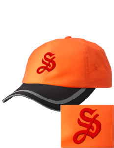 Summit  Embroidered Safety Cap