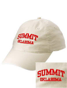 Summit Embroidered Vintage Adjustable Cap