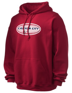 Canyon City Ultra Blend 50/50 Hooded Sweatshirt