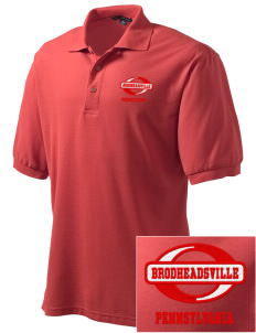 Brodheadsville Embroidered Men's Silk Touch Polo