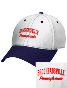 Brodheadsville Embroidered New Era Snapback Performance Mesh Contrast Bill Cap