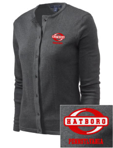 Hatboro Embroidered Women's Cardigan Sweater