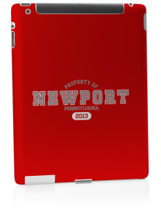 Newport Apple iPad 2 Skin