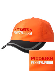 Pitcairn  Embroidered Safety Cap