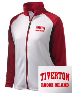 Tiverton Embroidered Holloway Women's Reaction Tri-Color Jacket