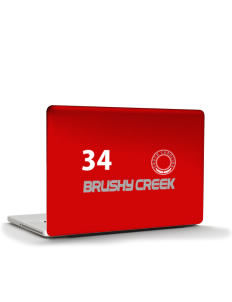 "Brushy Creek Apple MacBook Pro 17"" & PowerBook 17"" Skin"