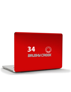 "Brushy Creek Apple MacBook Air 13"" Skin"