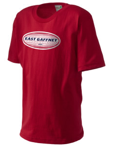 East Gaffney Kid's Organic T-Shirt