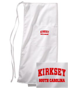 Kirksey Embroidered Full Bistro Bib Apron