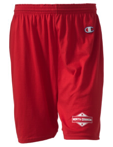 "North Cannon  Champion Women's Gym Shorts, 6"" Inseam"