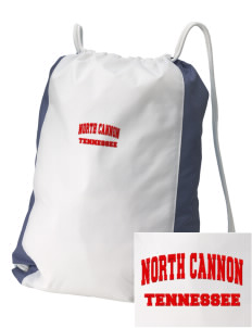 North Cannon Embroidered Holloway Home and Away Cinch Bag