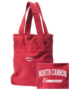 North Cannon Embroidered Alternative The Berkeley Tote