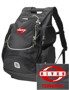 Rives  Embroidered OGIO Bounty Hunter Backpack