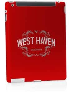 West Haven Apple iPad 2 Skin