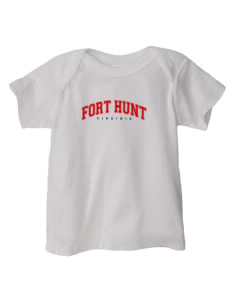 Fort Hunt  Baby Lap Shoulder T-Shirt
