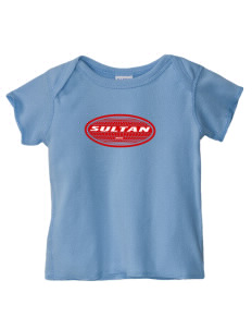 Sultan  Baby Lap Shoulder T-Shirt