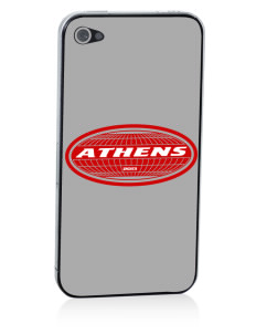 Athens Apple iPhone 4/4S Skin