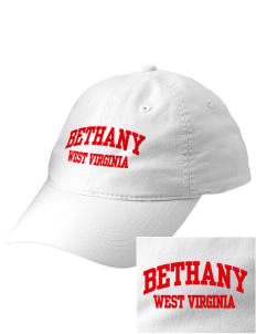 Bethany Embroidered Vintage Adjustable Cap