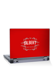 "Gilbert 15"" Laptop Skin"