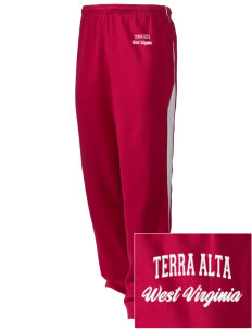Terra Alta Embroidered Holloway Men's Pivot Warm Up Pants