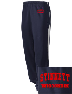 Stinnett Embroidered Holloway Men's Pivot Warm Up Pants