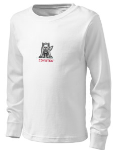 University of South Dakota Coyotes  Kid's Long Sleeve T-Shirt