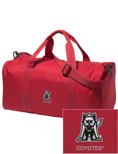 University of South Dakota Coyotes Embroidered Holloway Duffel Bag