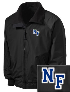 University of North Florida Ospreys Embroidered Tall Men's Challenger Jacket