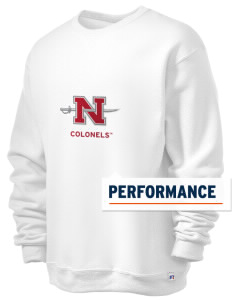 Nicholls State University Colonels  Russell Men's Dri-Power Crewneck Sweatshirt