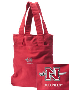 Nicholls State University Colonels Embroidered Alternative The Berkeley Tote