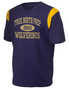 True North Prep Wolverines Holloway Men's Rush T-Shirt