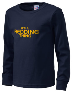 Redding Adventist Academy Lumberjacks  Kid's Long Sleeve T-Shirt