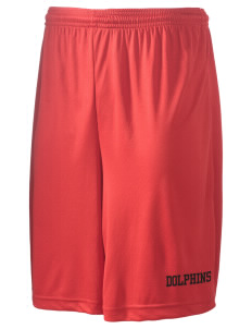 "West Seattle YMCA Dolphins Men's Competitor Short, 9"" Inseam"