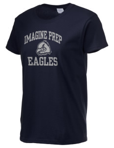 Imagine Prep at Coolidge Eagles Women's 6.1 oz Ultra Cotton T-Shirt